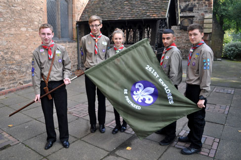 261st Scout