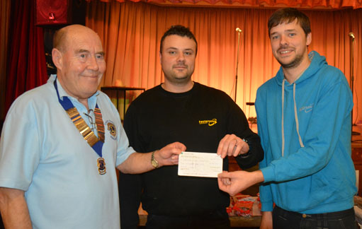 Cheque Presenation by Factor Safe to