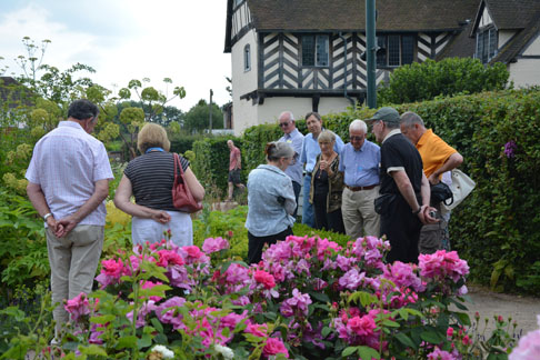 Guided tours of the