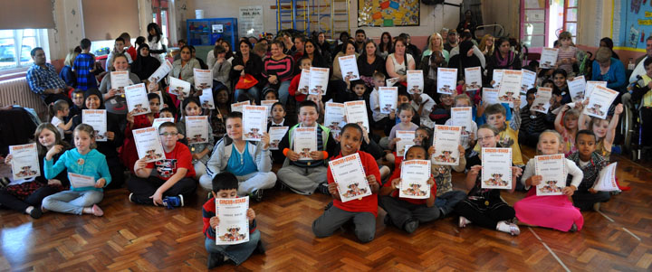 Circus Star Reading