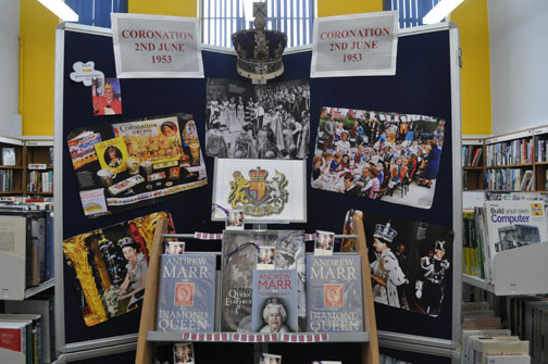 Coronation Display