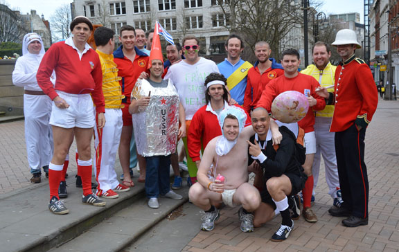 England Rugby Supporters
