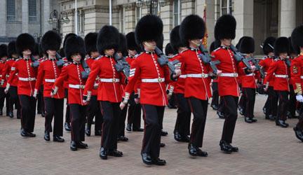 Foot Guards 25