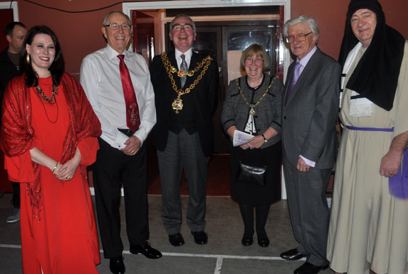 Lord Mayor & Lady Mayoress of Birmingham