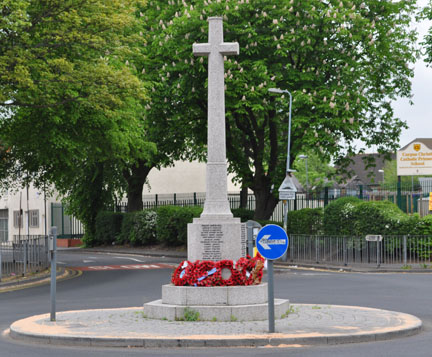 Stechford War