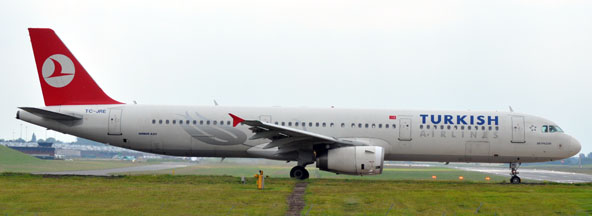 TC-JRE Turkish Airlines