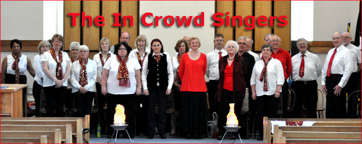 The In Crowd Singers